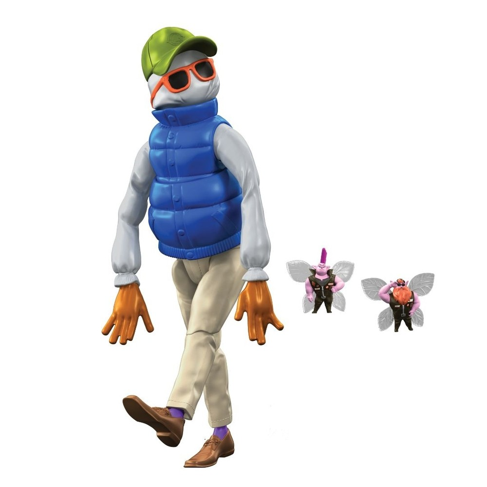 Boneco Dois Irmãos Wilden Lightfoot Disney Pixar GNM61/GMP59 - Mattel
