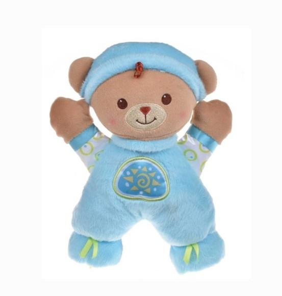 Boneco Fisher price Meu Primeiro Ursinho Azul N0664