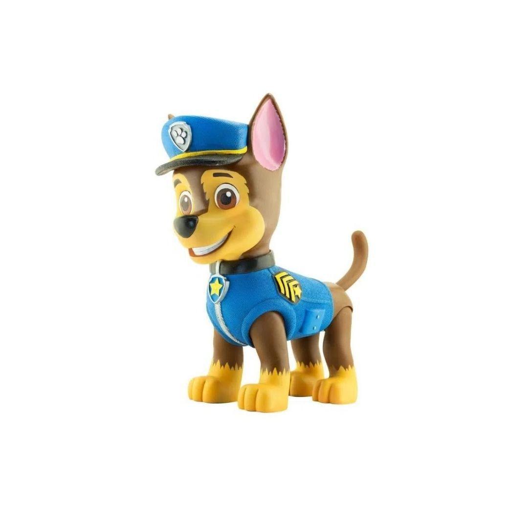 Boneco Gigante Patrulha Canina Chase Mimo