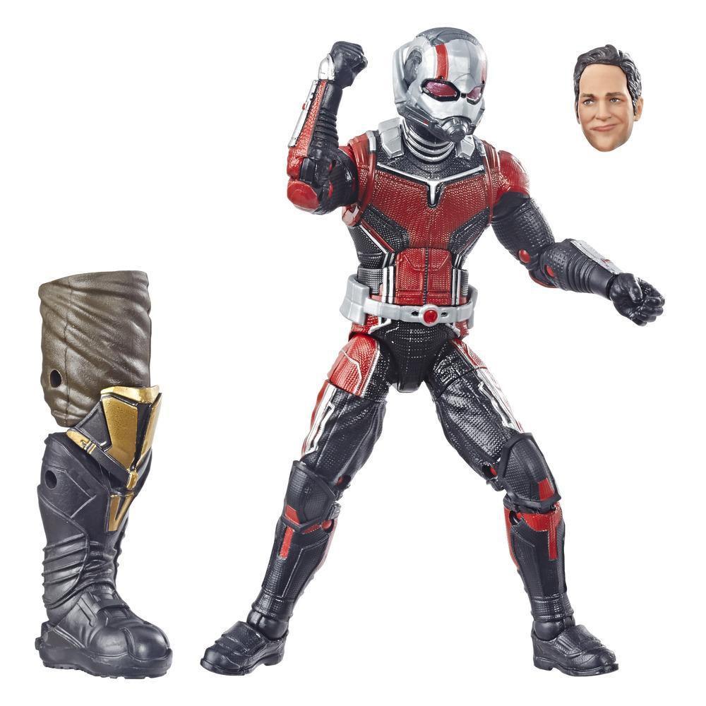 Boneco Homem-Formiga  - Marvel Legends Series- Hasbro- E0857