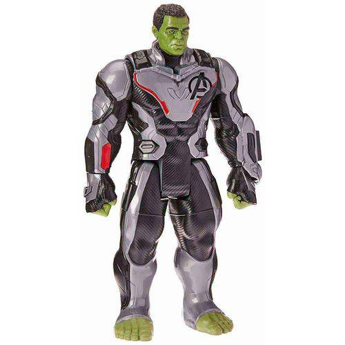 Boneco Hulk Titan Hero Fx Avengers Endgame Marvel  Hasbro E3304