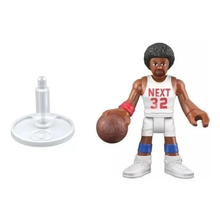 Boneco Jogador de Basquete - Figuras Imaginext - Fisher Price - Mattel