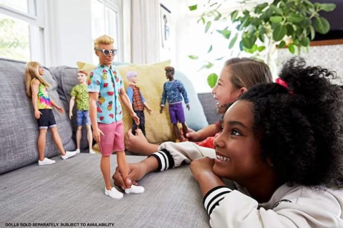 Boneco Ken Fashionista 152 - Mattel