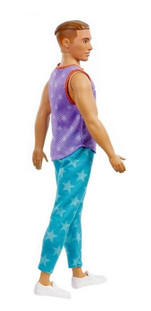 Boneco Ken Fashionista 164 - Mattel