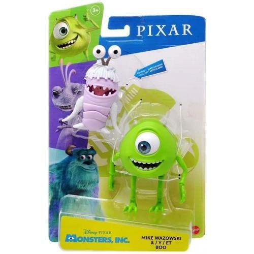 Boneco Mike Wazowski E Boo Disney Pixar Mattel