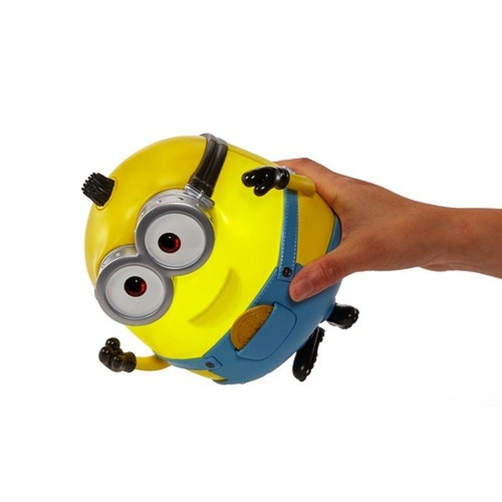 Boneco Minions Meu Amigo Falante 17cm
