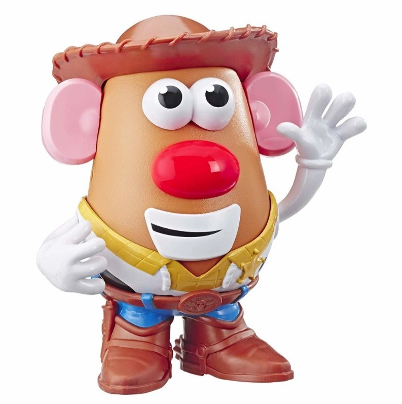 Boneco Mr Potato Head Woody Hasbro E3068