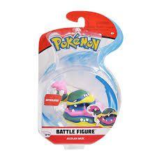 "Boneco Pokémon Battle Figure 3"" - Muk de Alola"