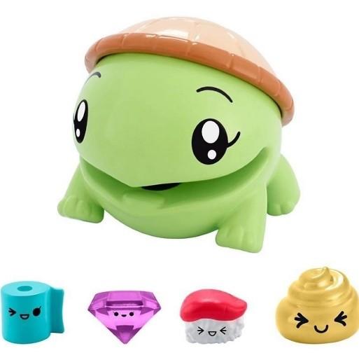 Boneco Pooparoos Personagem Comidinha Surpresa Mattel GGF38
