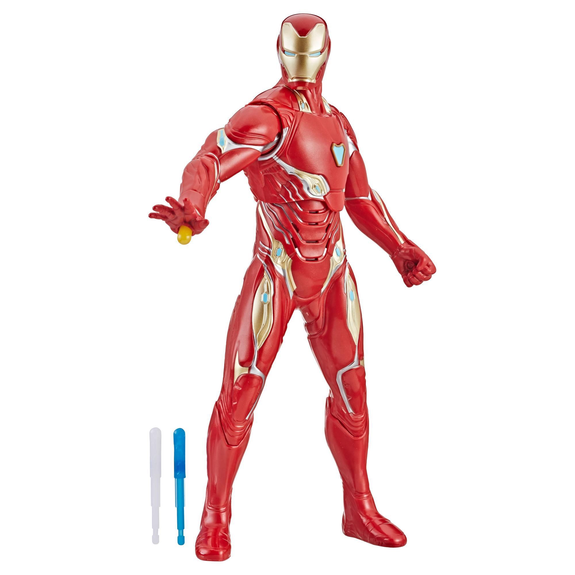 Boneco Repulsor Blast Homem de Ferro Eletrônico - Hasbro - E4929
