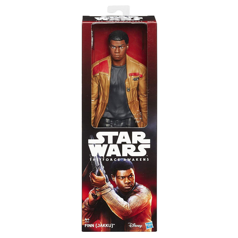 Boneco Star Wars: O despertar da Força- Finn ( Jakku )- Hasbro- B3910
