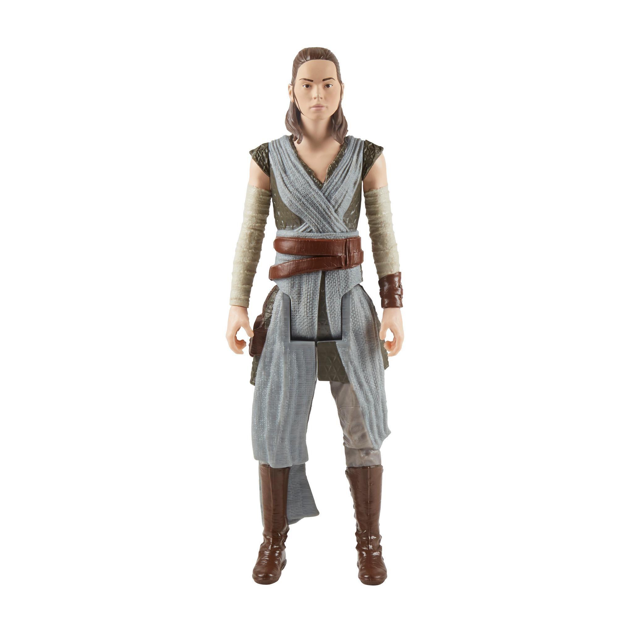 Boneco Star Wars: O Ultimo Jedi - Rey (Treinamento Jedi)- Hasbro- C1429