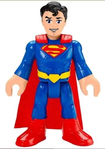 Boneco Super Man Imaginext DC Super Friends XL - Mattel