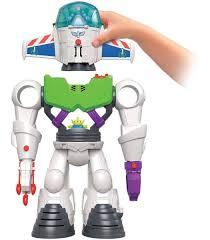 Boneco Toy Story 4 Buzz-Bot GBG65 - Mattel