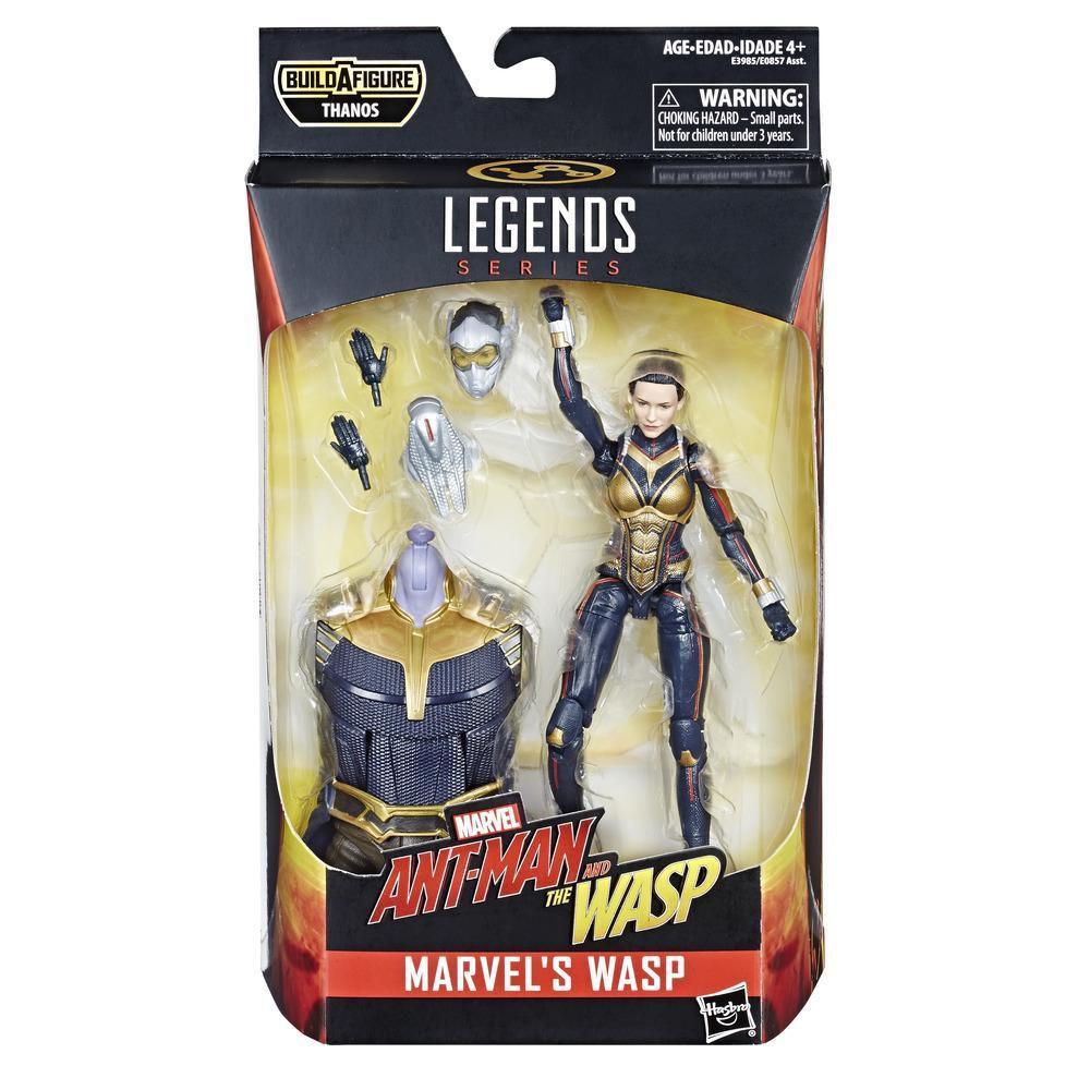 Boneco Vespa - Marvel Legends Series- Hasbro - E0857