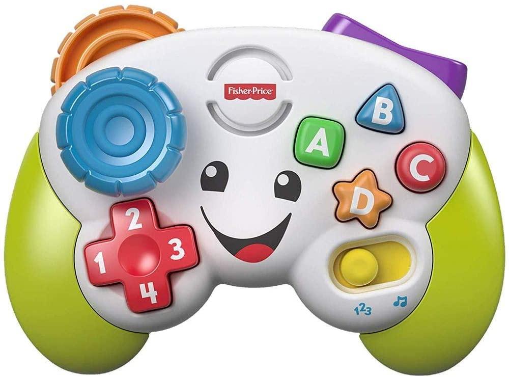 Brinquedo De Atividades - Controle De Video-game - Fisher-price