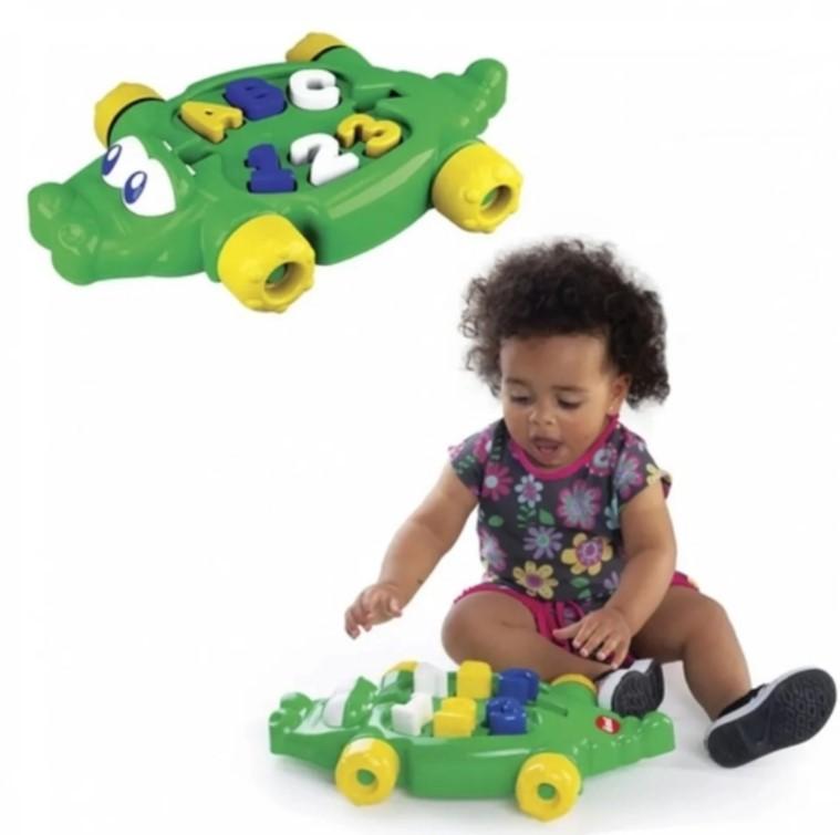 Brinquedo Educativo Bobbydilo dismat 7 Peças