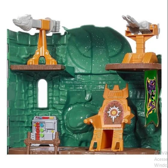 Brinquedo He Man Motu Castelo de Grayskull Edição Especial