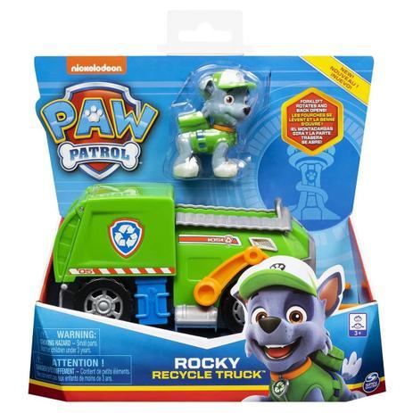 Brinquedo Infantil Veiculo Rocky Patrulha Canina