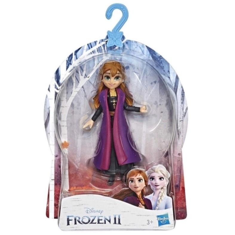 Brinquedo Mini Boneca Disney Frozen 2 Anna 10Cm Hasbro E5505