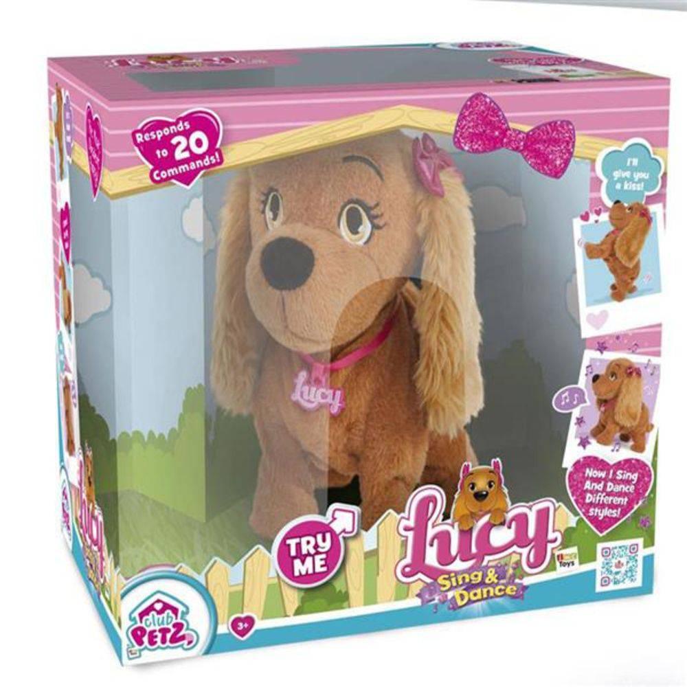 Cachorrinha Lucy-Multikids-BR469