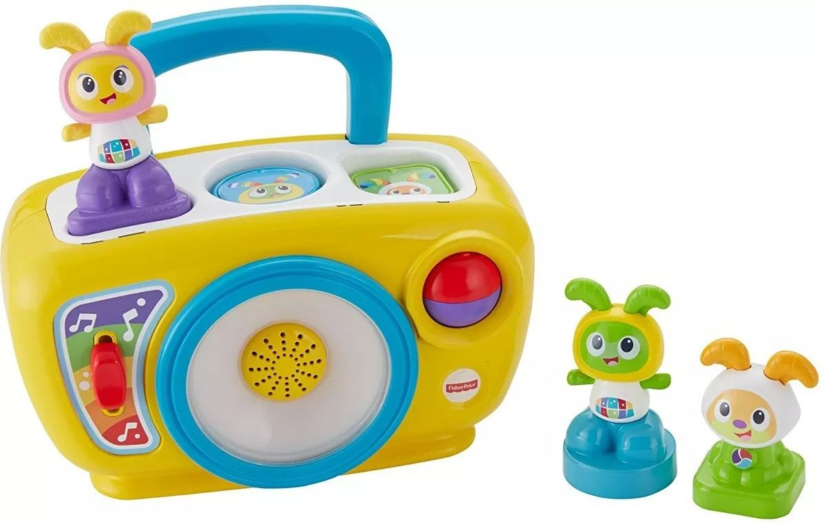 Caixa de Som do Beatbo Fisher-Price - FHC85