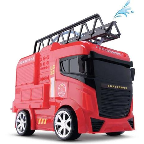 Caminhão de Bombeiro - Next Race Fire - Roma