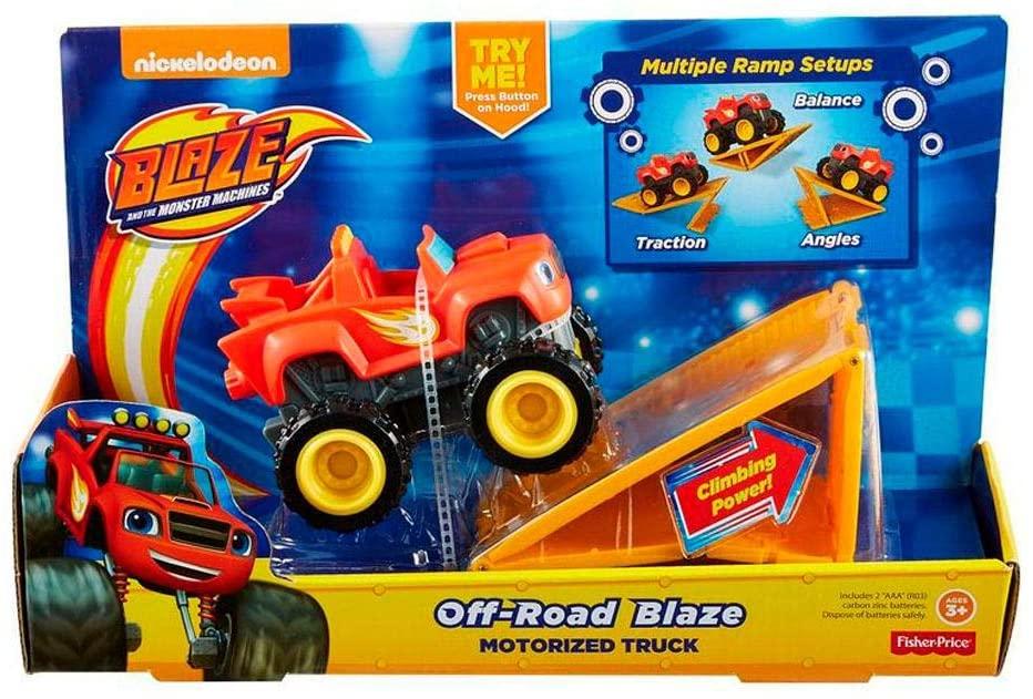Carrinho Blaze Veiculos Motorizados
