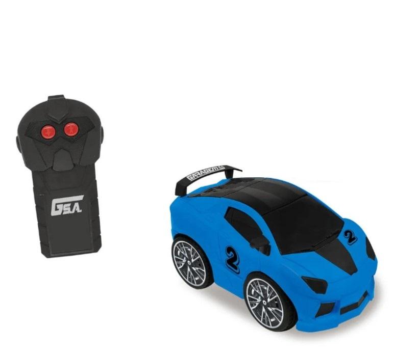 Carrinho Controle Remoto Scorpion Garagem S.A Azul 3528
