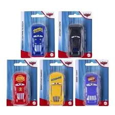 Carrinho Disney Pixar Carros Mattel KIT 5 Carros GNW87