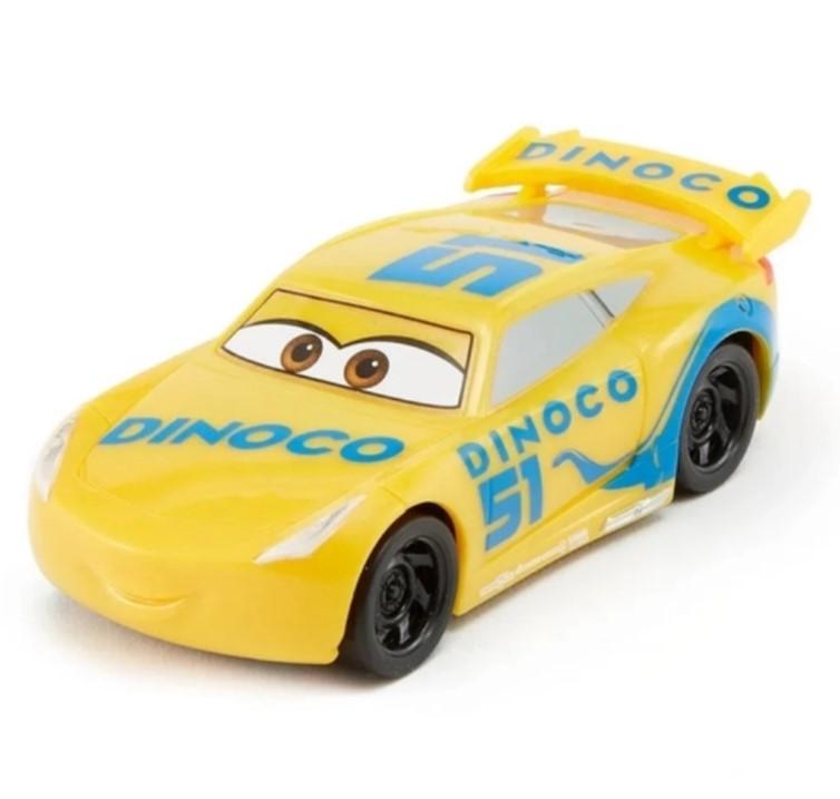 Carrinho Disney Pixar Cars Mattel  sortido 5 Cars  GNW87