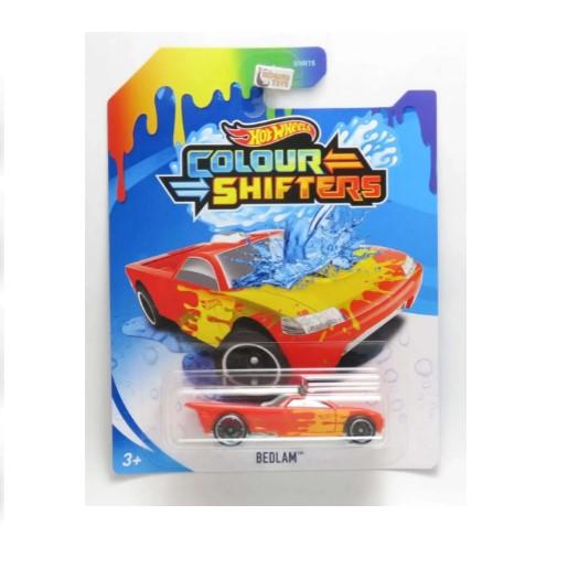 Carrinho Hot Wheels Color Shifters Sortido Mattel