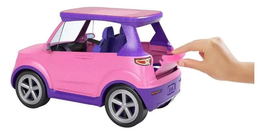 Carro Da Barbie Suv Transformável Big City Big Dreams Mattel gyj25