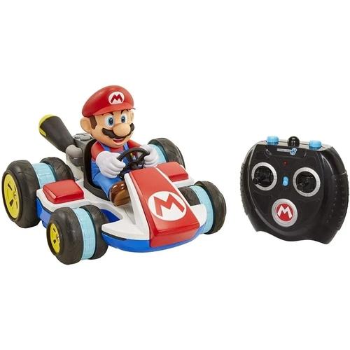 Carro de Controle Remoto Super Mario Racer Candide 3020