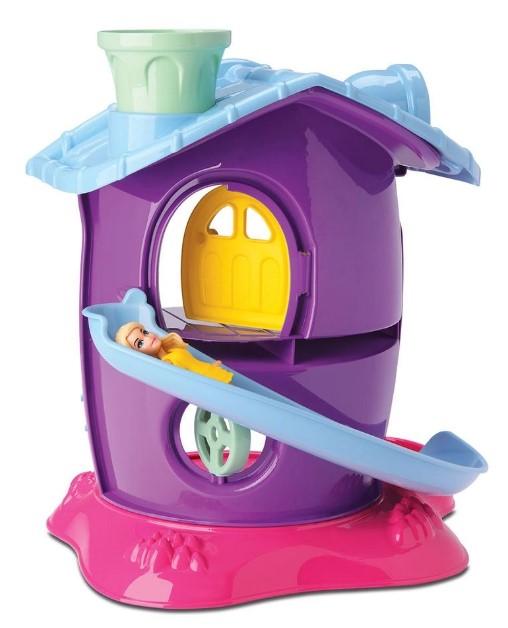 Casinha Da Judy Kit Cozinha 1 Boneca E Vários Acessórios - 220