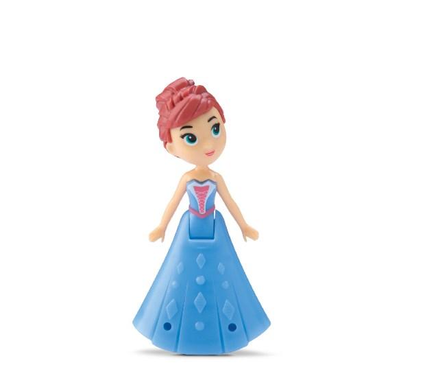 Castelo Da Princesa Snow Com Acessórios Samba Toys
