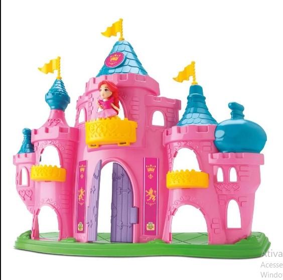 Castelo Princesa Judy - Samba Toys