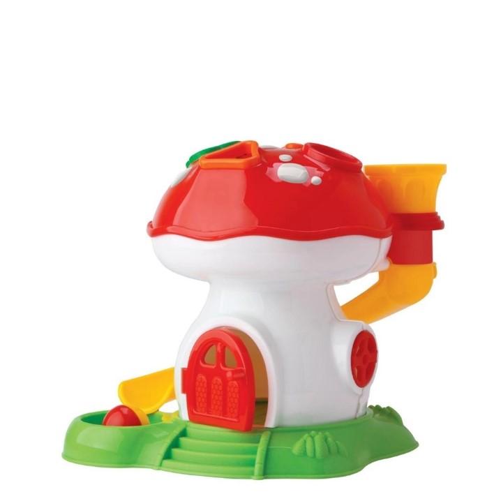 Cogumelo Didatico Educativo Samba Toys 0217