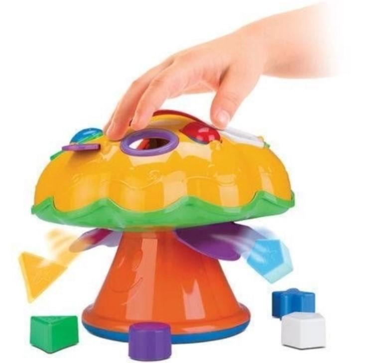 Cogumelo Diver For Baby  Divertoys 697