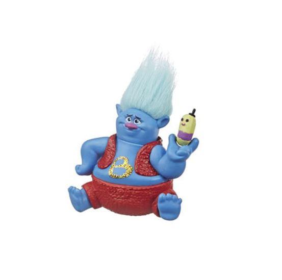 Conjunto de Figuras com Acessórios  Trolls World Tour Hasbro E8406