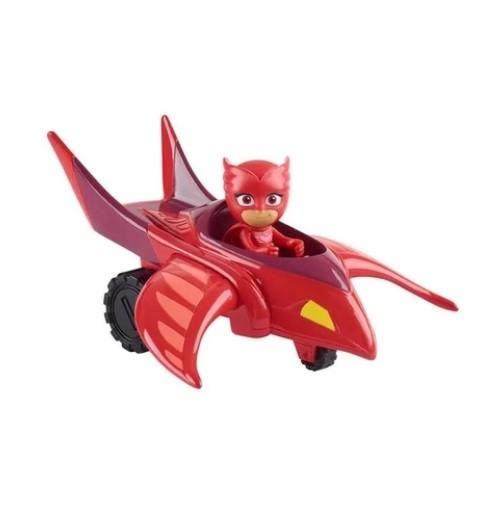 Conjunto de Veículo e Figura - PJ Masks - Corujita Glider - Multikids