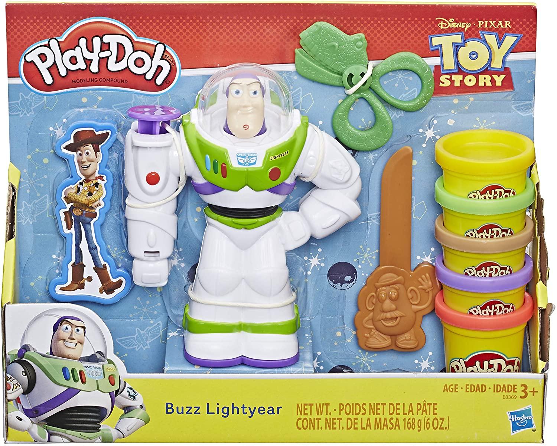 Conjunto Play Doh Buzz Lightyear E3369