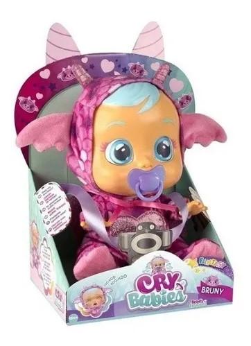 Cry Babies Bruny - dragãozinho Multikids