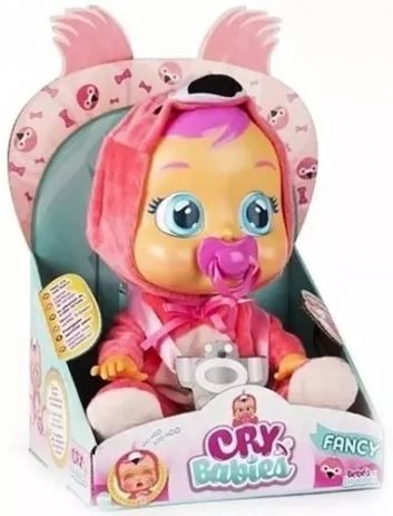 Cry Babies Flamy-Multikids-BR527