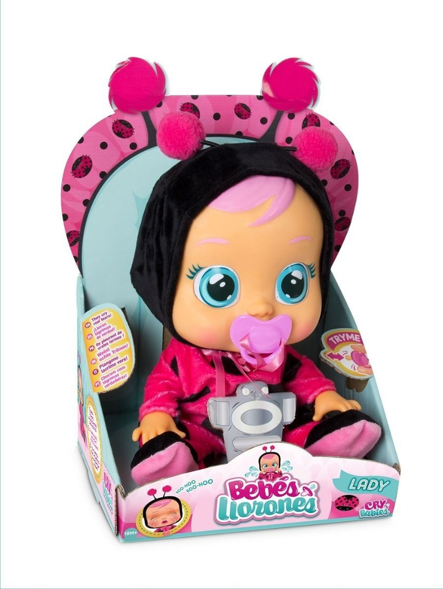 Cry Babies Lady-Multikids-BR527
