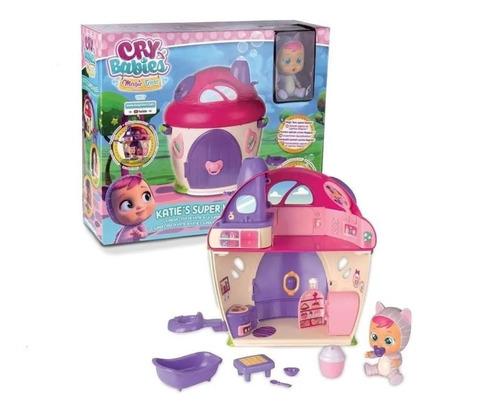 Cry Babies Super Casa da Katie Multikids