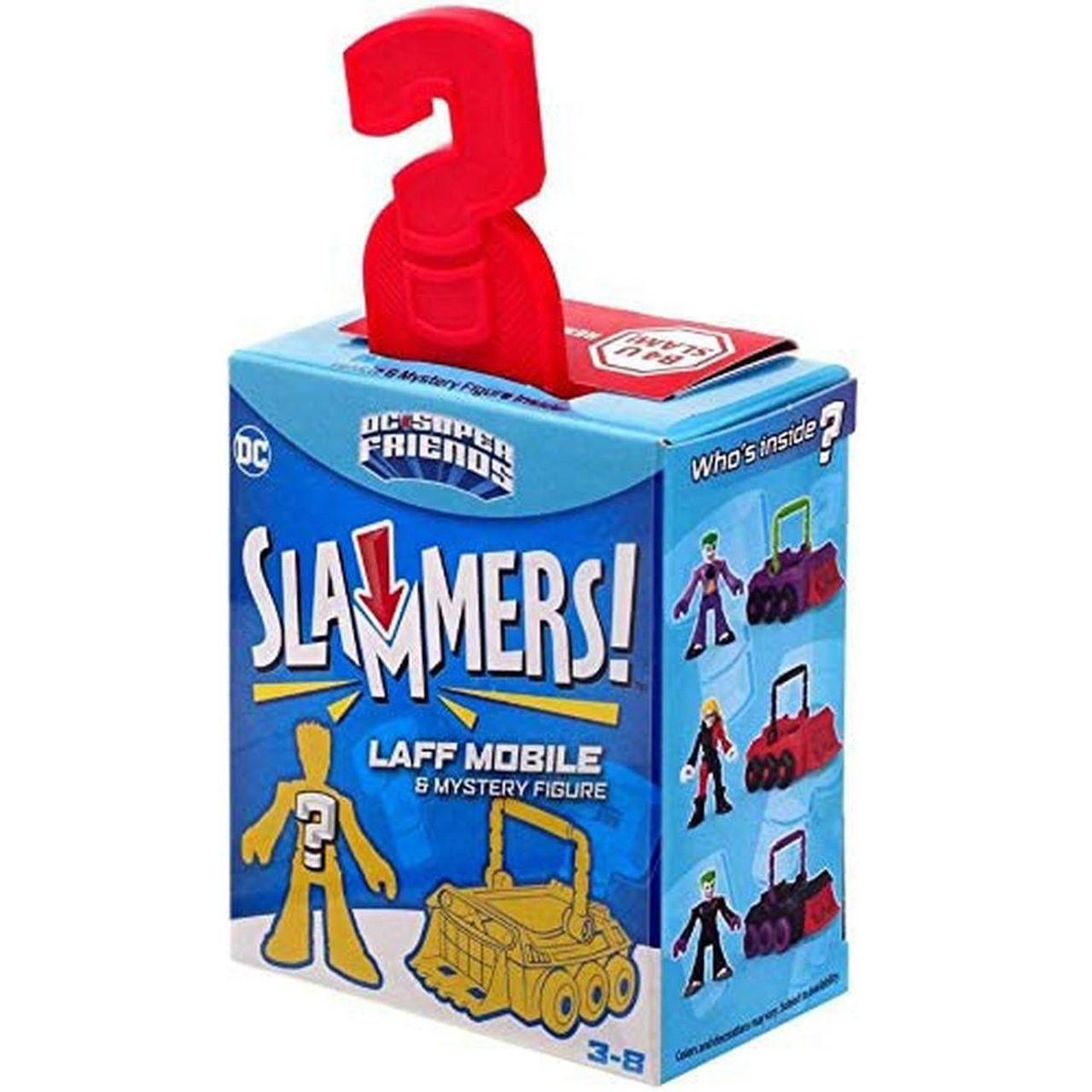DC Super Friends - Slammers - FISHER