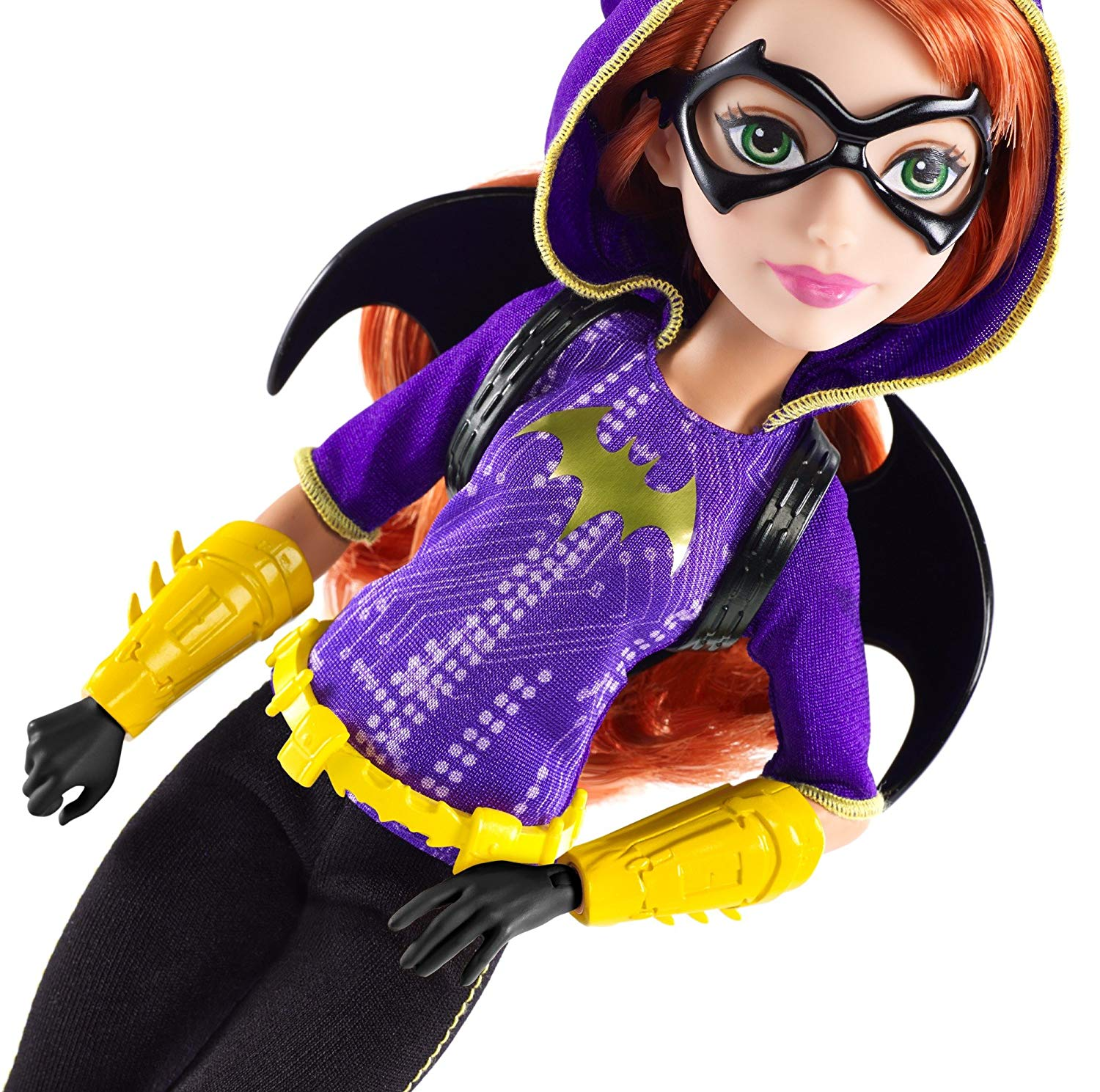 Dc Super Hero Girls- Batgirl- Mattel- DLT61