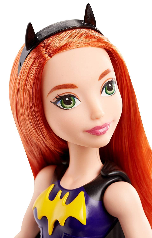 Dc Super Hero Girls- Batgirl Treinamento- Mattel- DMM23