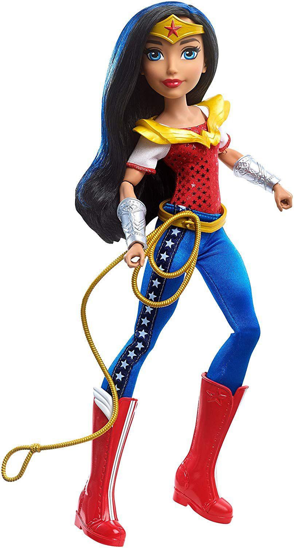 Dc Super Hero Girls- Mulher Maravilha- Mattel- DLT61